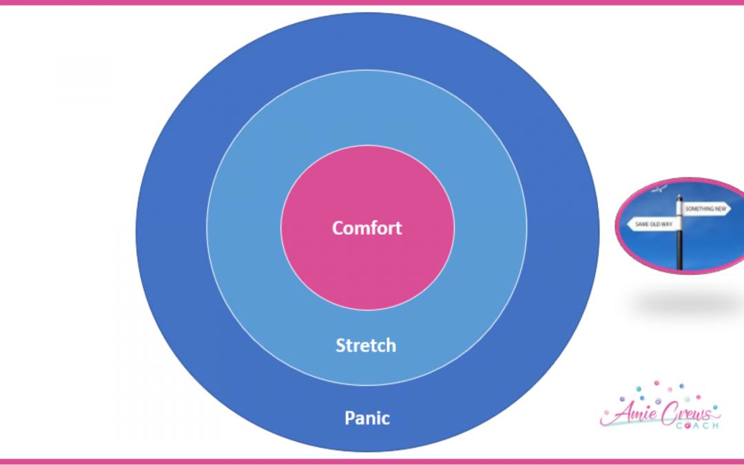 Comfort or challenge?